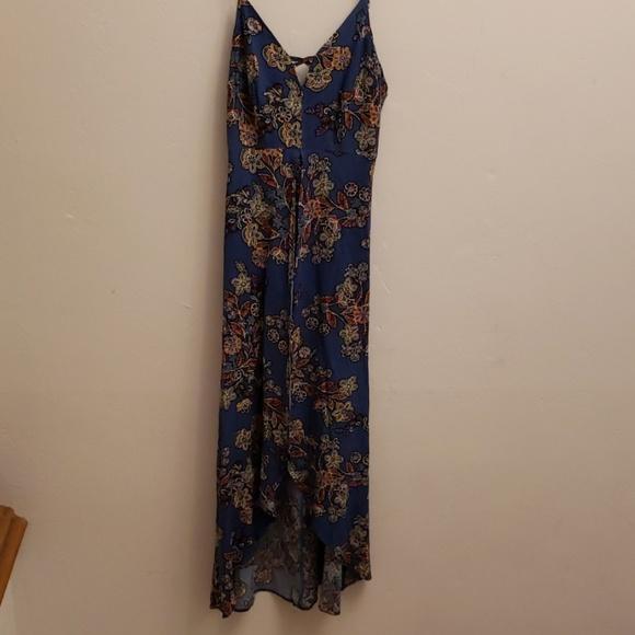 Coco Jolie Dresses & Skirts - Coco jolie floral maxi/ romper